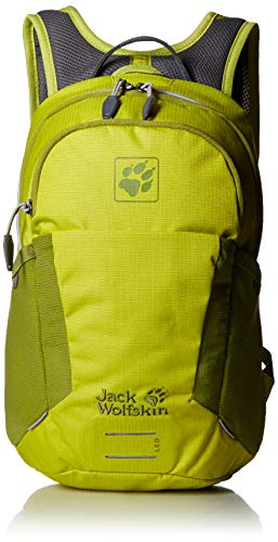 Jack Wolfskin Unisex-Kinder Moab Jam Sac a dos Rucksack, Grün (Green Lime), One Size