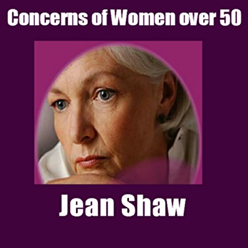Concerns of Women Over 50 audiobook cover art