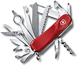Victorinox - The Original Swiss Army Knife, Cortapluma Evolution 28, Rojo