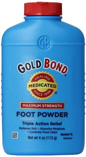 Gold Bond Medicated Foot Powder - 10 Oz