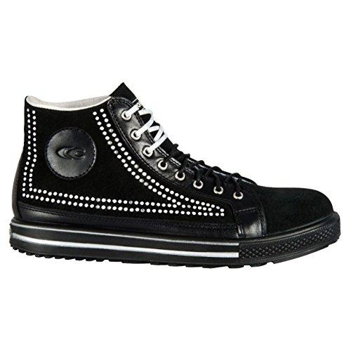 Cofra 35043-001.W39 Chaussures de sécurité Point S1 P SRC Taille 39 Noir