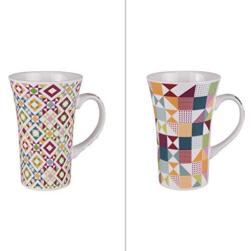 Table Passion - Coffret 2 mugs XL Brazilia 55 cl