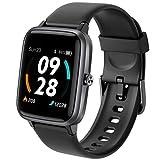 Vigorun Smart Watch, Tracker Fitness con Monitor de Cardiofrequenzimetro e...