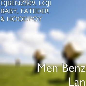 Men Benz Lan