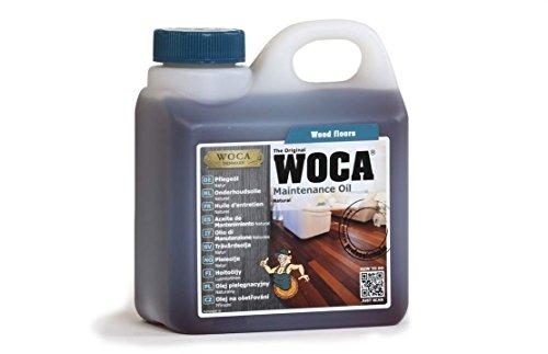 Woca Trip Trap Pflegeöl natur 5 Liter