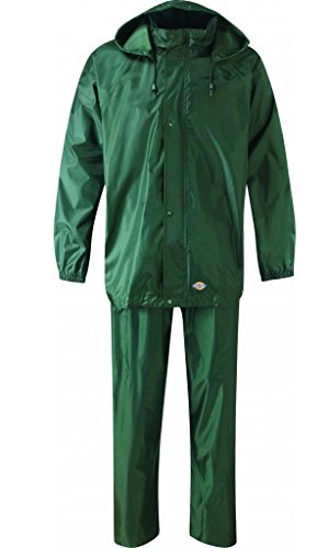 Dickies WP10050 Ensemble de Travail, Vert (Vert), Small (Taille Fabricant: S) Homme
