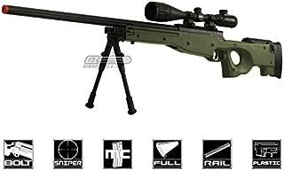 Bravo Full Metal MK98 Bolt Action Sniper Rifle (OD/Bipod Package)