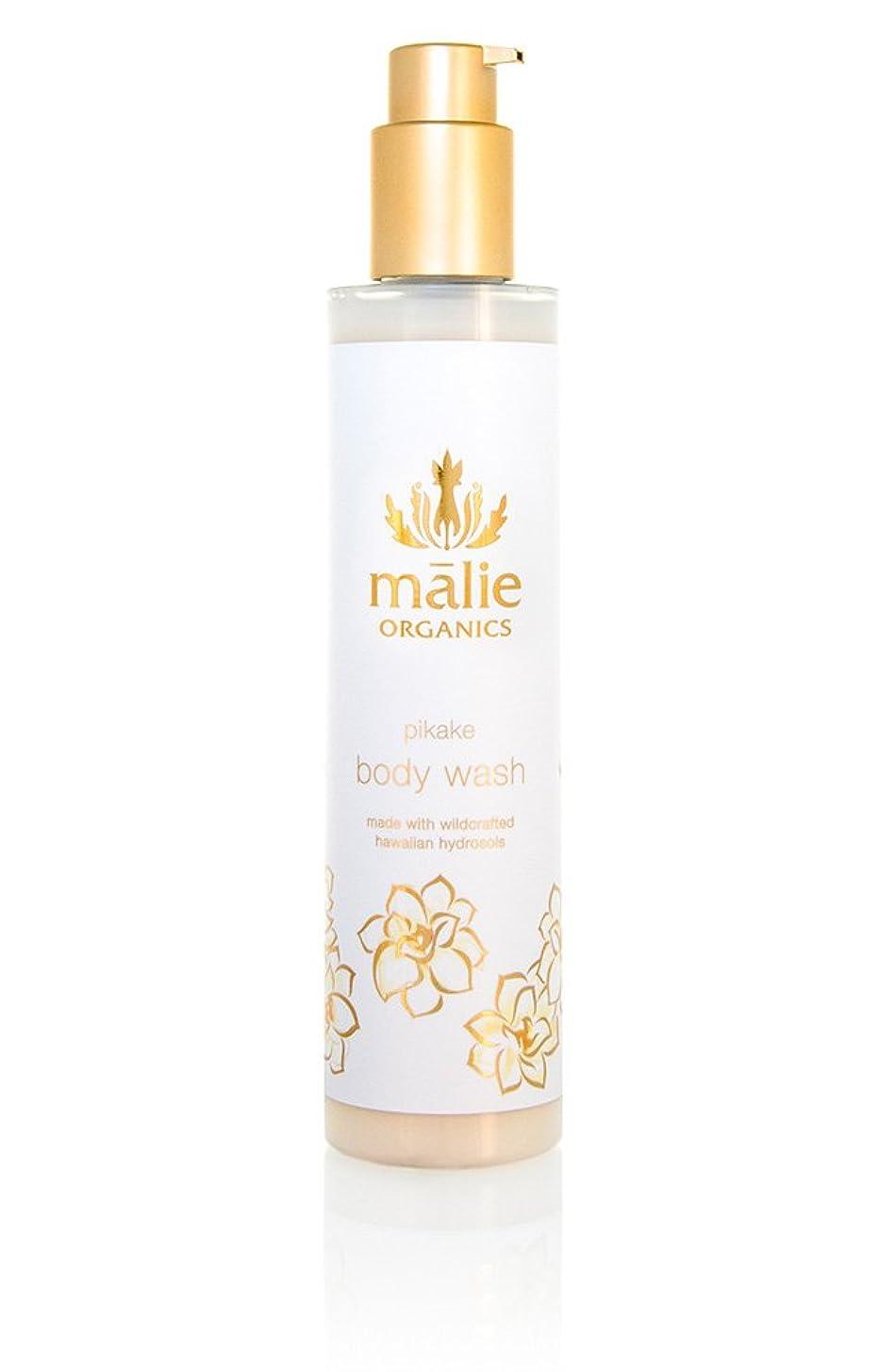 負担に向かって細心のMalie Organics Pikake Body Wash 244ml/8.25oz