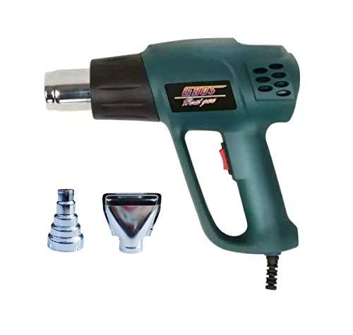 Lidauto BOS-520T, elektrisch heteluchtpistool, industriële, temperatuurregulerend, warmteregulerend, thermo-gereedschap, 110 V, 220 V, 2000 W