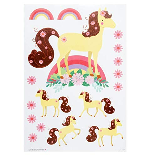 Stickers muraux Chevaux - A Little Lovely Company