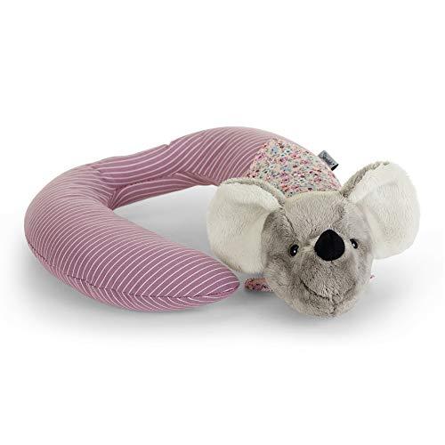 Sterntaler Nackenstütze Maus Mabel, Größe: L, Alter: Für Babys ab der Geburt, Mehrfarbig