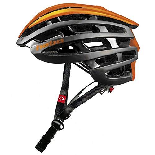 HB0502 - Casco bicicleta trial CORE 2.0 COLOR NARANJA TALLA L-XL