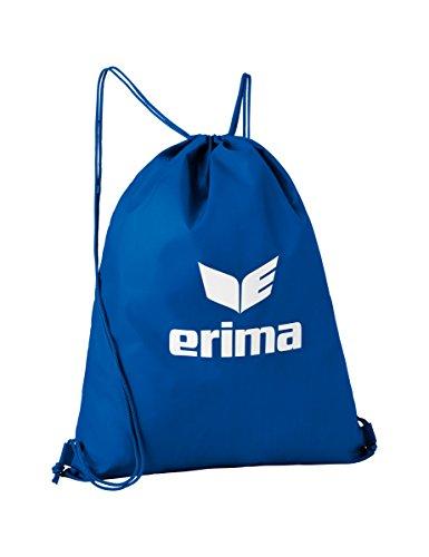 Erima Turnbeutel, Farbe:Smaragd/Weiß, Größe:1