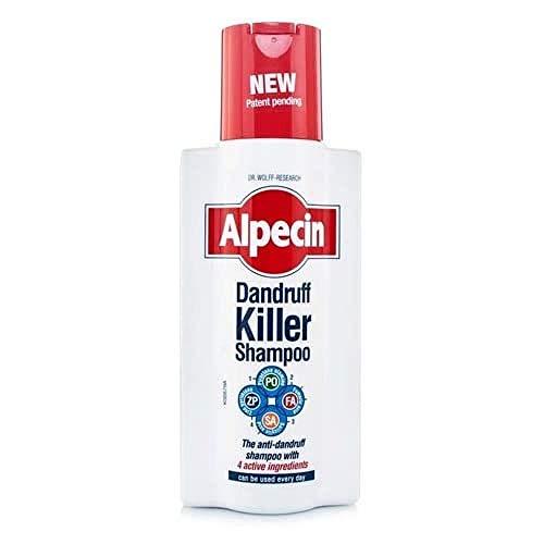 ALPECIN Dandruff Killer Shampoo, 250 ml