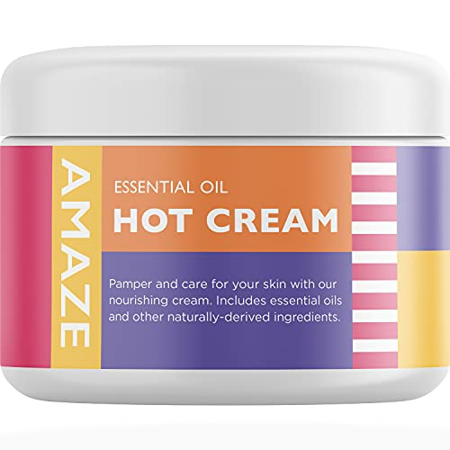 Body Sculpting Hot Cream for Cellulite - Workout Enhancer Sweat Gel and Cellulite Cream for Thighs and Butt - Ultra Moisturizing Hot Cream Tightening and Slimming Formula for Firmer Looking Skin