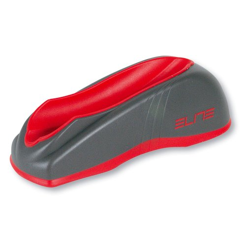 ELITE Travel Gel-Block Elastogel, rot/Schwarz, one Size