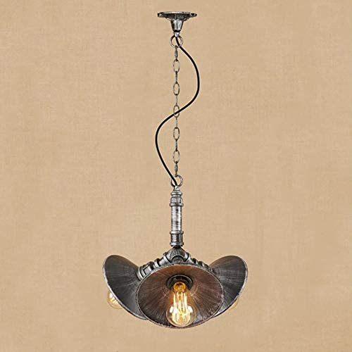 Industriële hanglamp Living Room Kroonluchter Slaapkamer Opknoping Lights, Plafondlampen for Coffee Bar/Dinner Hall - 110-240 V, 006 XIUYU (Color : 5)