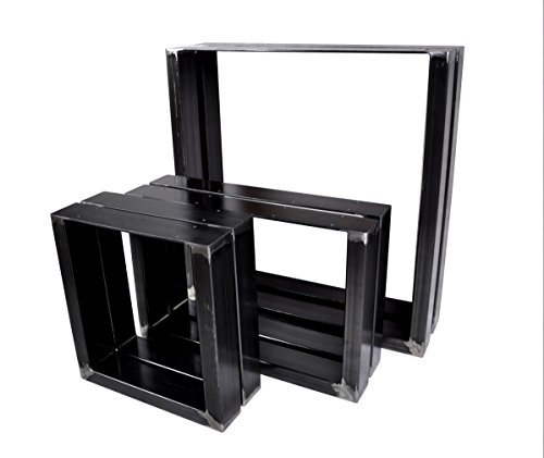 Magnetic Mobel 2X T ischgestell Tischkufen Rohstahl Design Industrielook Tischbeine Tischuntergestell Metall Stahl (600x720)