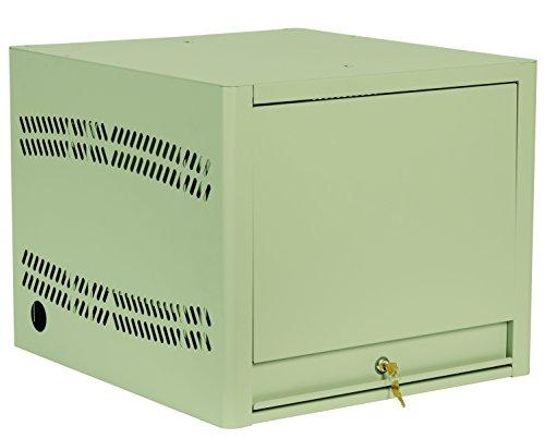Datum Storage Intellerum Laptop Depot 8 Capacity Unit, Bone White