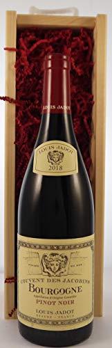 Bourgogne 'Couvent Des Jacobins' 2018 Louis Jadot en una caja de madera...