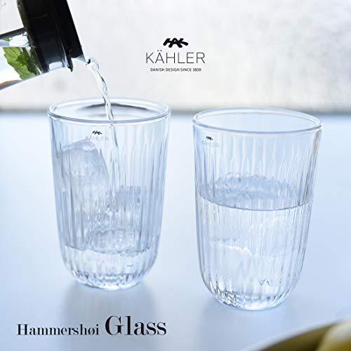 Kähler 693080 Hammershoi, Glas
