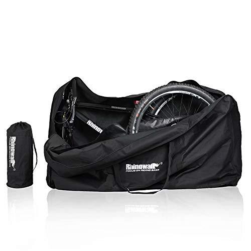 Rhinowalk Folding Bike Carry Bag for 26 inch Mountain Bike 700C Road Bicycle Transport Storage Case Travel Luggage