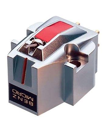 Benz Micro MC Silver Moving Coil Cartridge