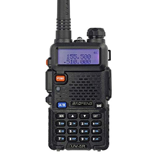 Dual Band Radio Communicator Uhf + Vhf Baofeng Uv-5R Baofeng Uv-5r BAOFENG