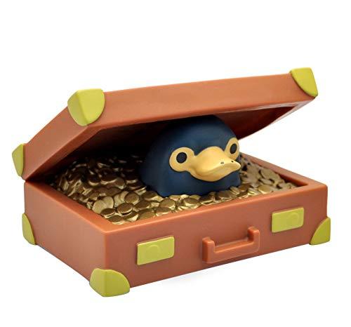 Plastoy Fantastic Beasts-Chibi NIFFLEUR Suitcase Money Box