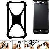 K-S-Trade Pare-Chocs pour Vertu Signature Touch Silicone Bumper Téléphone Portable Protection Housse Casque TPU Softcase...