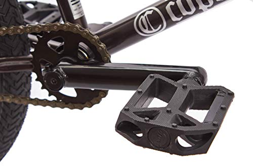 KHE BMX Fahrrad COPE Effect Braun 20 Zoll nur 10,7kg! Limited Edition! - 5