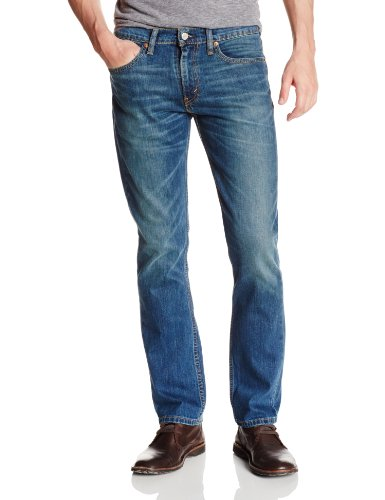 Levi's Men's 511 Slim Fit Jean, Throttle - Stretch, 34W x 30L