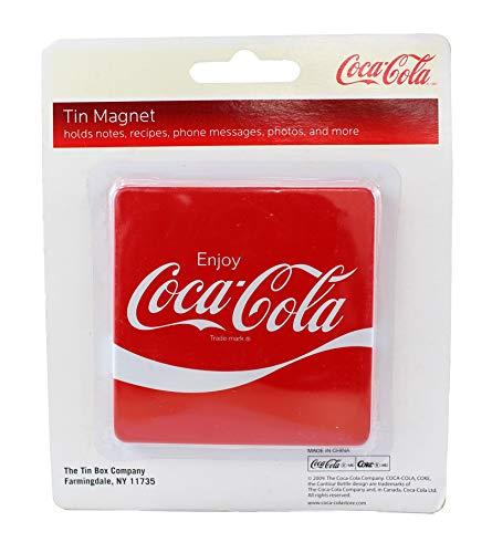 Coca-Cola Rode Plein Geniet Koelkast Magneet