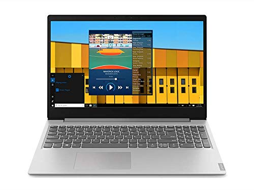 "Lenovo S145-15IIL - Ordenador portátil 15.6"" FullHD (Intel Core i5-1035G1, 8GB RAM, 512GB SSD, Intel UHD Graphics, Windows10) Gris - Teclado QWERTY español"