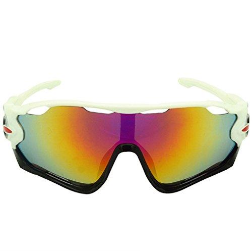Sportbrillen UV-zonnebril VR-bril buitenshuis rijbril, zonnebril PC explosiebeveiligd