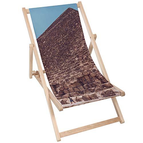 chille 5907803439592 Sedia a Sdraio, Piramide