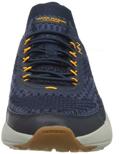 Skechers Enduro Silverton, Zapatillas Hombre, Azul Marino, 40 EU