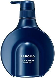 LABOMO(ラボモ) スカルプアロマ薬用シャンプー[BLUE] 医薬部外品