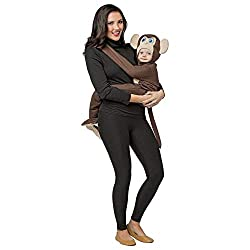 Mom and Baby Monkey Costume
