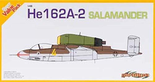 1/48 Heinkel He162A-2 Salamander CH5564 (japan import)