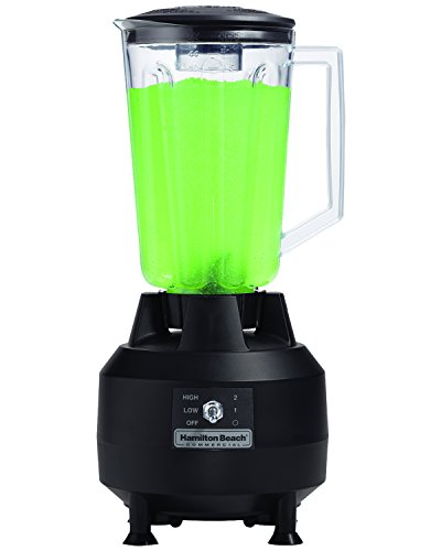 Hamilton Beach Commercial HBB908-CE Bar Blender, Schwarz
