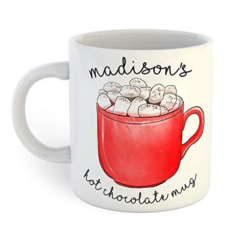 Hot Chocolate Custom Mug