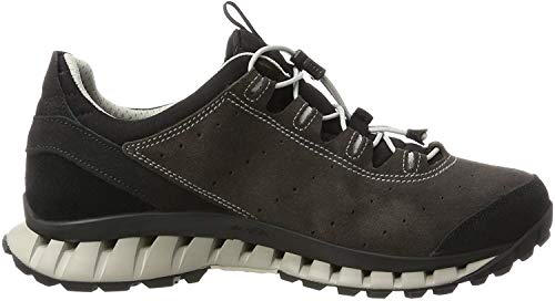 AKU 728, Chaussures Multisport Outdoor Homme - Gris - Gris (Anthracite/Black 173), 42.5 EU