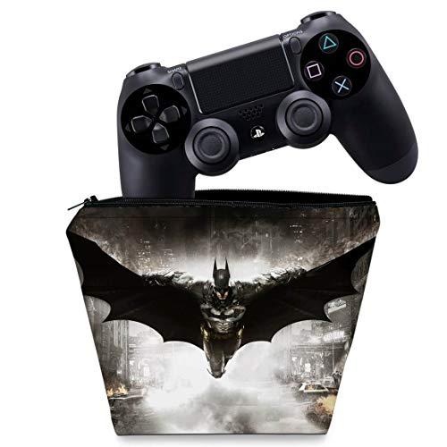 Capa PS4 Controle Case - Batman Arkham Knight