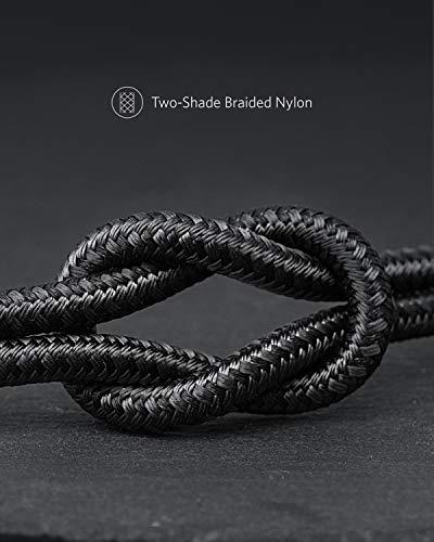 Anker Powerline+ II iPhone Kabel, 3x schwarz (0.9m; 1.8m; 3m )