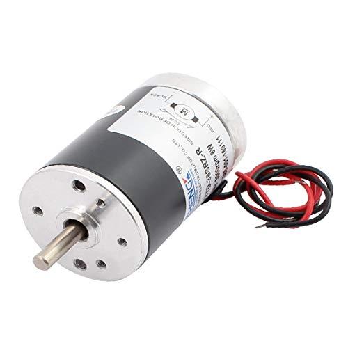 New Lon0167 Mini motor eléctrico del diámetro del eje del esfuerzo de torsión 4mm de DC 24V 3000RPM alto para el secador de pelo(DC 24 ν 3000RPM High Torque 4mm Shaft Dia elektrischer Mini-Motor für H