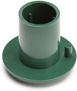 EarlyGrow MPL50001/4 Soft Plastic Garden Cane Caps for Garde