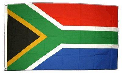 XXL Flagge Fahne Südafrika 150 x 250 cm by Flaggenfritze