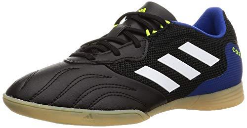 adidas Copa Sense.3 IN Sala J, Zapatillas de fútbol, NEGBÁS/FTWBLA/AZUREA, 29 EU