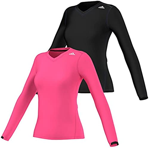 Adidas Techfit Wohommes Manches Longues Top